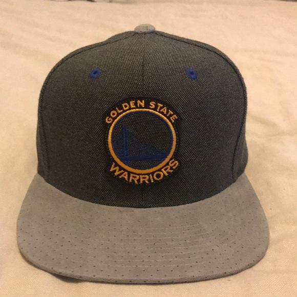 82dbd8c4a04 Golden state warriors hat. M 5aa722ceb7f72b117b27bdeb